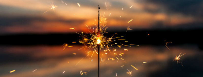 A Tiny Spark Can Set A Great Forest Fire
